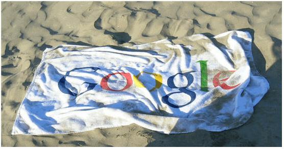 geek vacances google