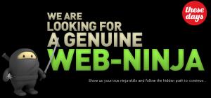 test web ninja