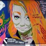 Peindre son CV graff sur les murs