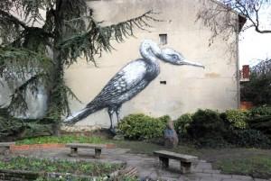 L'oiseau geant de Vitry