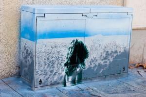 Grafs dans les rues de vitry