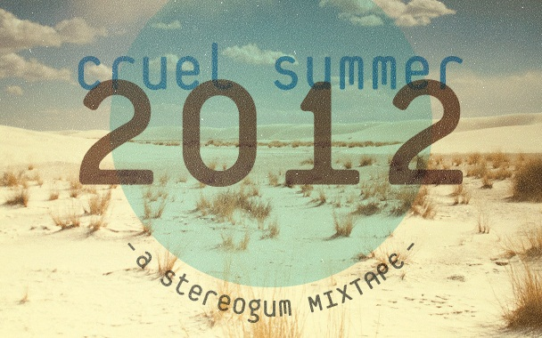 summer mixtape 2012