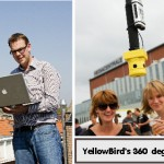 YellowBird, la vidéo en 360 degrés