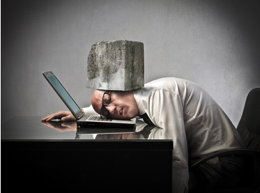 fatigué de bloguer ?