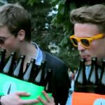 L'histoire des musiques de jeux vidéos par The Bottle Boys